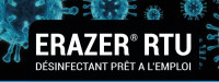 Erazer Hand: lotion hydroalcoolique antiseptique à appliquer sur les mains