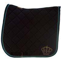 Esperado: tapis de selle avec couronne