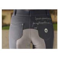 Esperado: Pantalon avec fond cuir Sölden