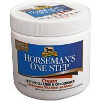 Absorbine: Crème cuir Horseman's One Step