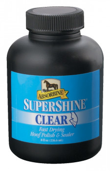 Absorbine: Supershine claire Vernis