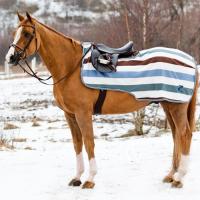Horze: couvre-reins polaire