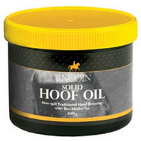 Lincoln: solid hoof oil