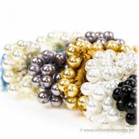 Chouchou avec perles