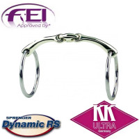 Dressage (FEI): filet de bride