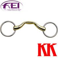 Mors de correction KK, anneaux libres, 18mm (40502)-