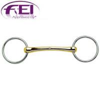 filet droit, anneaux libres, 18mm (40582)-
