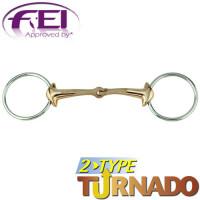 Turnado 2>type, anneaux libres, 16mm (40589)-