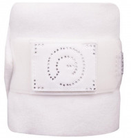 Anky : Set de 4 bandages blanc Stones Logo