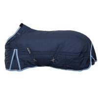 Anky: Couverture d'écurie 300gr navy (New)