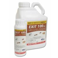 Insecticide professionnel: Exit 100 (Volant et rampant)