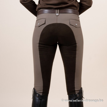 Kentucky: Pantalon California City (full seat) SoftShell
