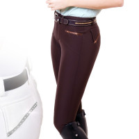 Kentucky: Pantalon Strass City (full seat) Softshell