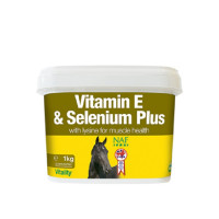 NAF: Vitamine E-Selenium-Lysine
