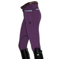 Spooks: pantalon d'équitation Violet
