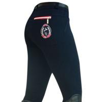 Spooks: pantalon d'équitation bleu marine