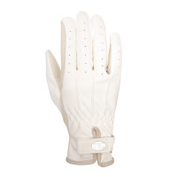 ELT: gants de sport deux-couleurs blanc-nature