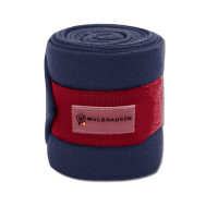 Set de 4 bandages fleece