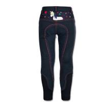 ELT: Pantalon enfant fond peau Tina