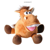 Bruno: Le cheval qui rit